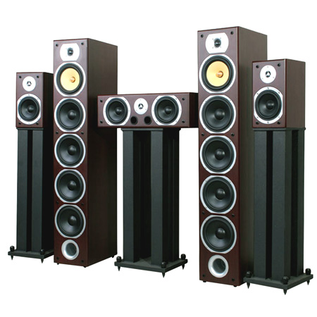 Beng V9B Home Theatre 5 canale, 1240W