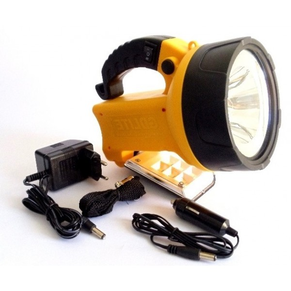 Lanterna cu LED 2 in 1