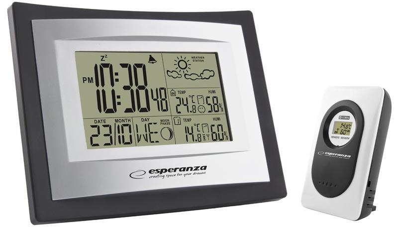 Statie meteo wireless Esperanza EWS104