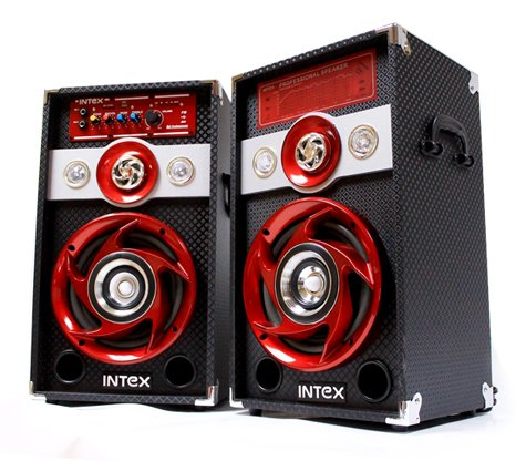 Boxe audio DJ Intex IT-DJ601K-FM