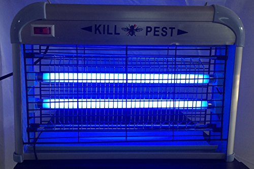 Aparat anti-insecte Kill Pest 20W