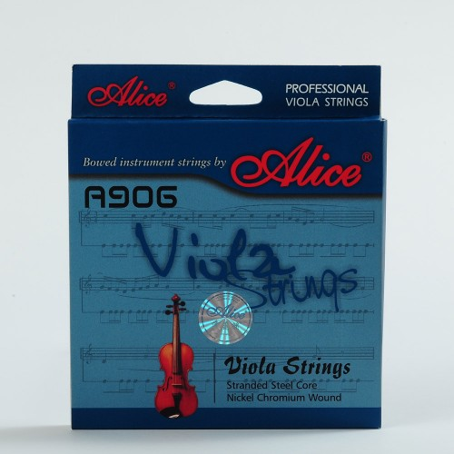 Set corzi viola Alice A906