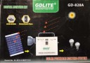 Sistem complet  fotovoltaic Gdlite GD-828A