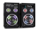 "Set boxe audio Party Light&Sound Karaoke12,600W,USB,Aux,Bluetooth,12""/30cm"