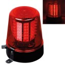 Girofar  led rosu Ibiza Light JDL010R-LED