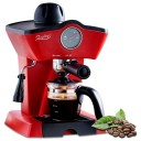Espressor electric Zephyr ZP 1171 H, 800W, 5 bar,rosu