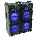 Set boxe audio PartyLight&Sound PARTY-BOX412,1200W