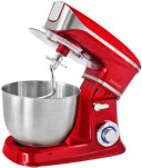 Mixer planetar, Royalty Line RL-PKM1600 RED,1600W, bol 5,5 L